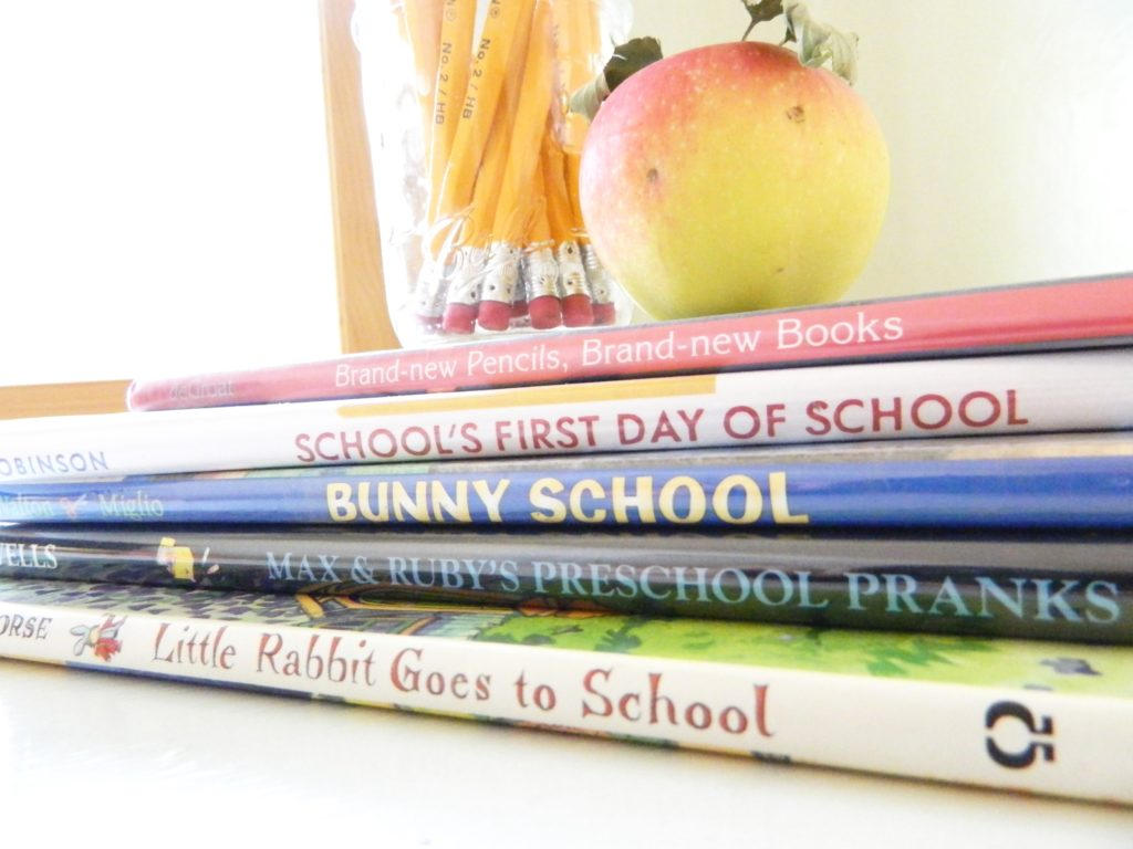 Back to School Books - finestofsuppers.com