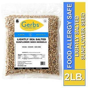 Roasted Sunflower seeds on amazon.com