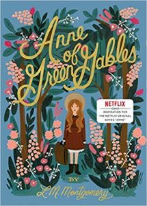 Anne of Green Gables: Puffin in Bloom edition on amazon.com