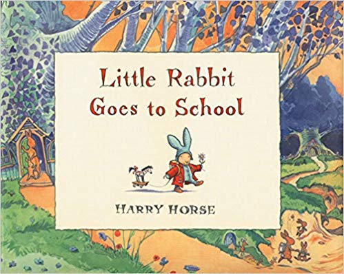 "buy ""Little Rabbit Goes to School"" on amazon.com"