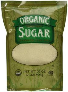 Buy Organic Cane Sugar on amazon.com
