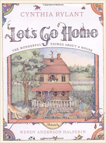 """The cover of """"Let's Go Home"""" by Cynthia Rylant. Click here to buy on Amazon."""