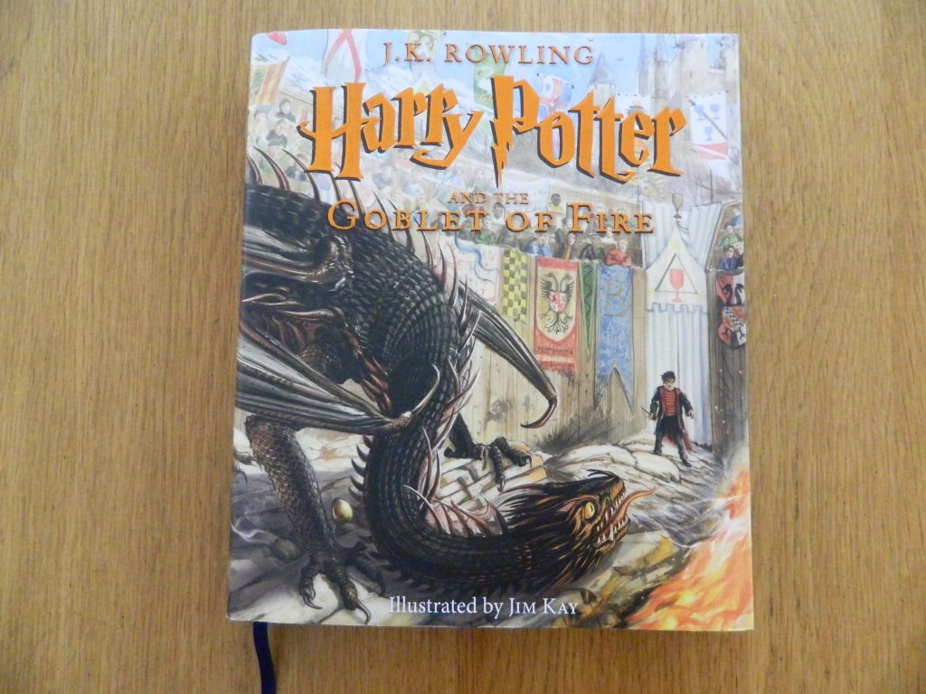 "Buy ""Harry Potter and the Goblet of Fire"" on amazon.com"