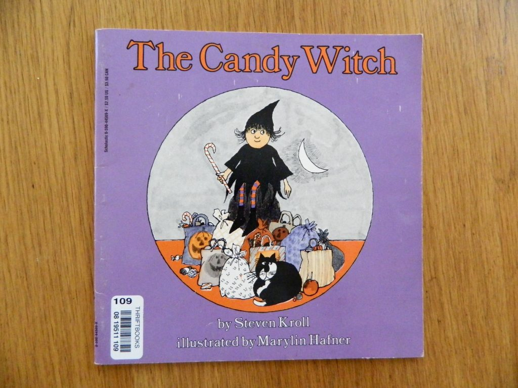 """The Candy Witch"" by Steven Kroll on amazon.com"