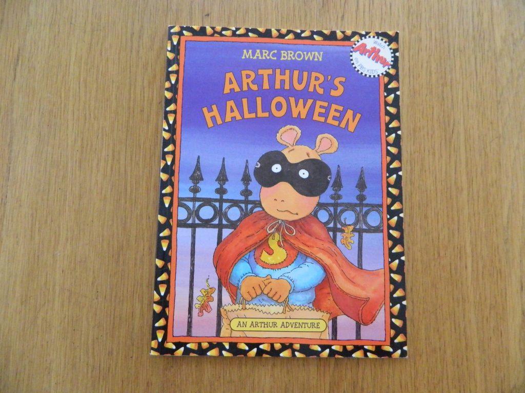 """Arthur's Halloween"" by Marc Brown on amazon.com"