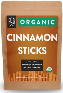 Organic Cinnamon Sticks on amazon.com