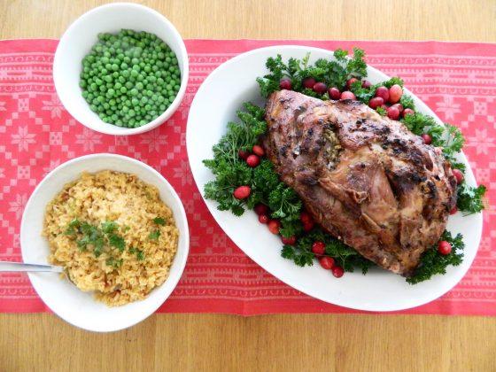 pernil Asado recipe puerto rican pork roast