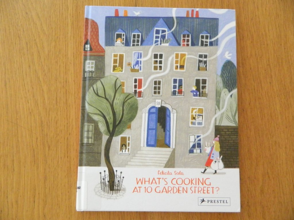 What's cooking at 10 Garden Street by Felicita Sala
