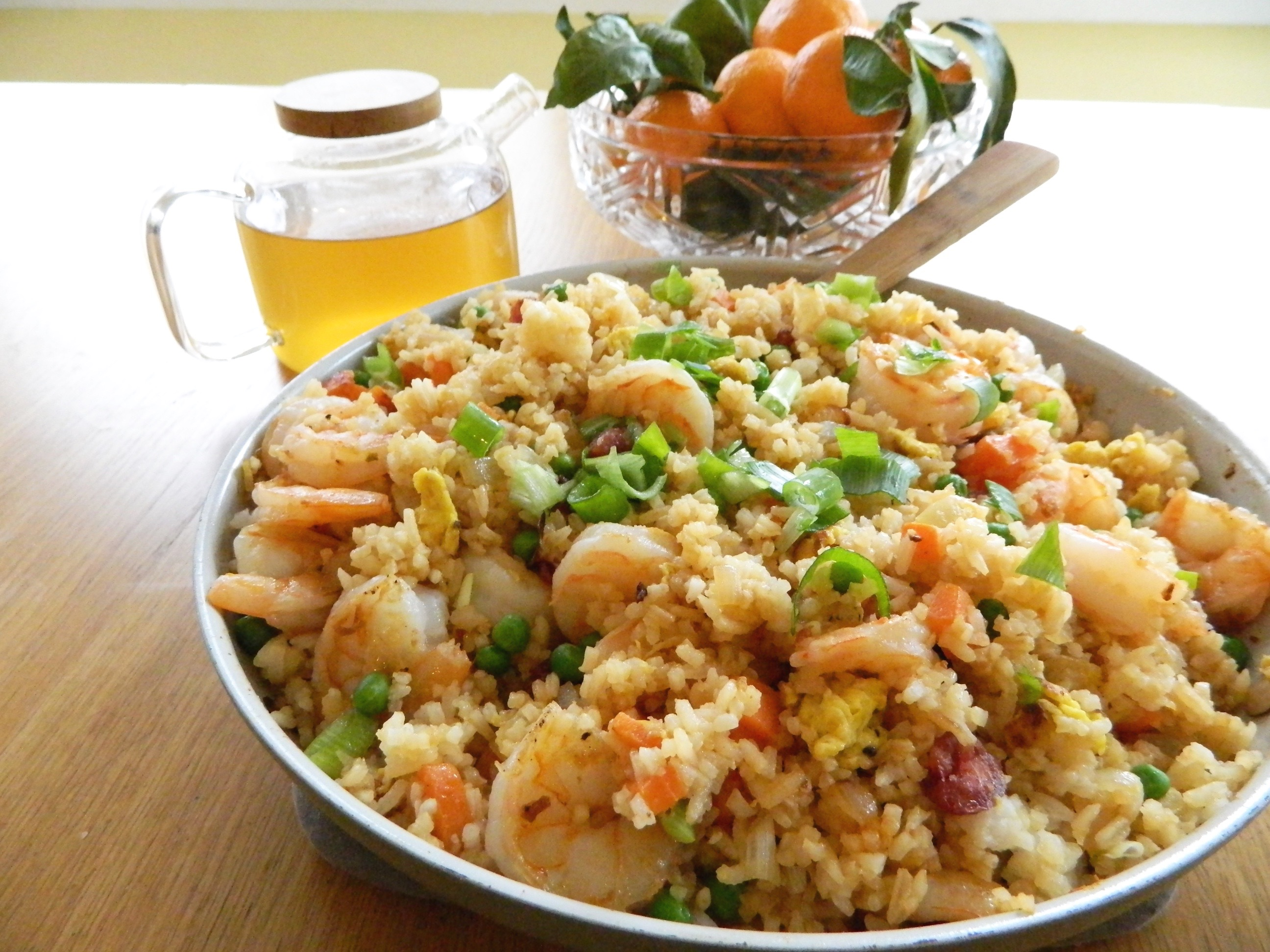 Emperor Fried Rice - finestofsuppers.com