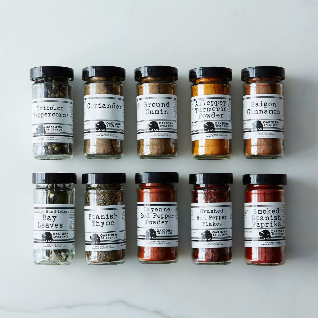 Buy a spice starter set on food52.com
