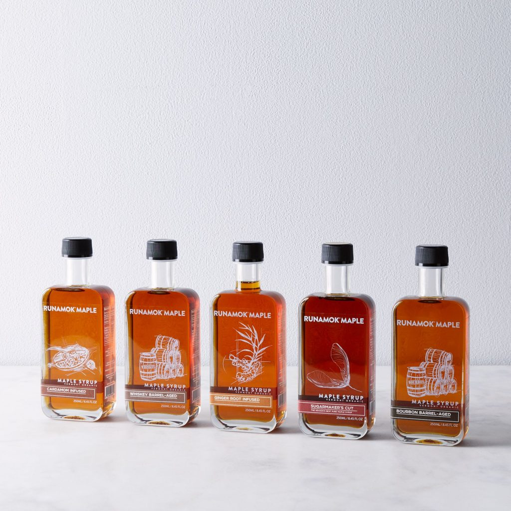 Buy organic maple syrup on food52.com - finestofsuppers.com