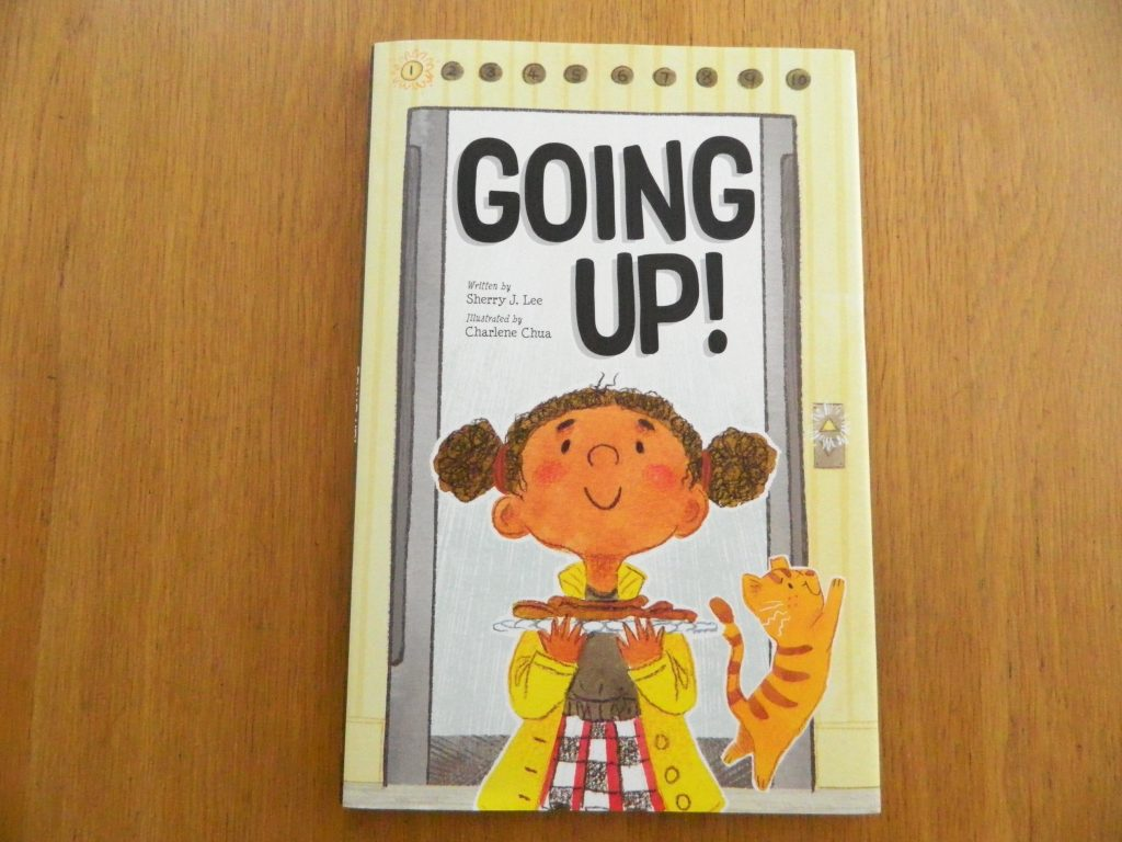 Going Up! by Sherry J. Lee review on finestofsuppers.com
